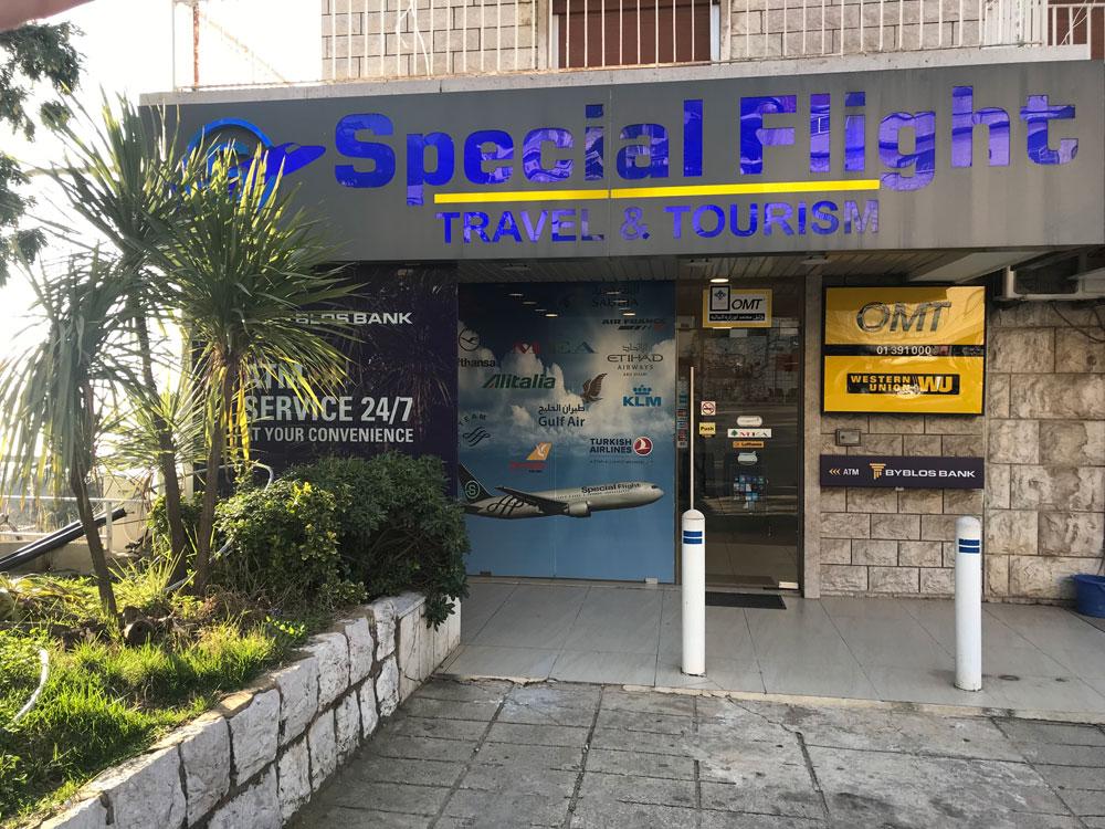 Special Flight