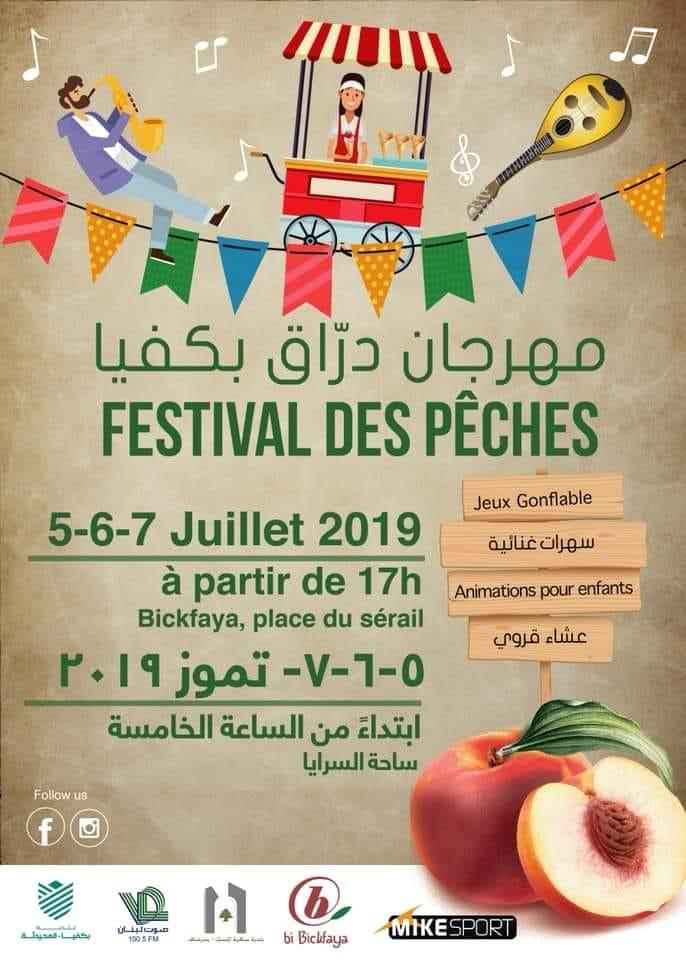 Festival Des Pêches